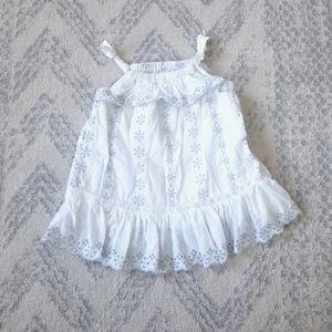 Baby Gap baby girl 0-3 month dress